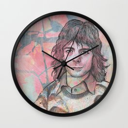 Rick Wright - Comfortably Numb Wall Clock