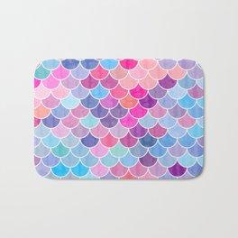 Watercolor Lovely Pattern VIV Bath Mat