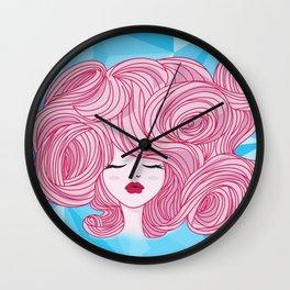 Comprate tu álbum de princesas Wall Clock