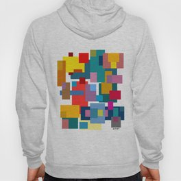 Color Blocks #4A Hoody