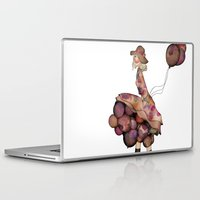 ballon Laptop & iPad Skins featuring Le Ballon // Birthday II by annabours