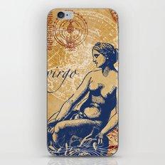virgo | jungfrau iPhone & iPod Skin
