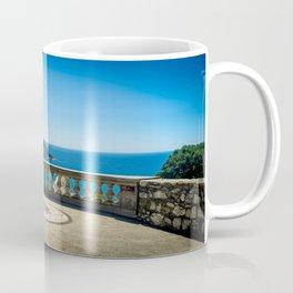 Chateau View in Nice Coffee Mug
