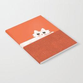 Mark's Superpower: cat Superstretch Notebook