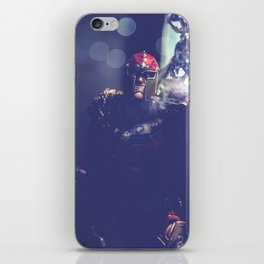 """I am Magneto, mightiest of all mutants."" iPhone Skin"