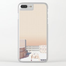 Paper Towns Clear iPhone Case