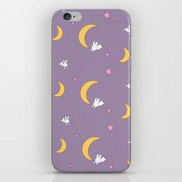 Usagi Tsukino Sheet Duvet - Sailor Moon Bunnies iPhone Skin