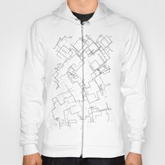 Plan abstract Hoody