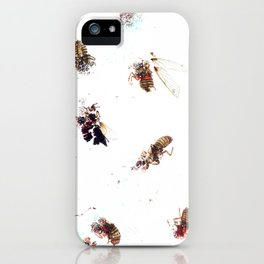 Winged Critters 2 iPhone Case