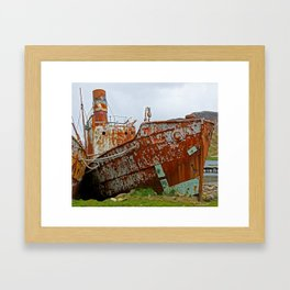 Past its Best Framed Art Print