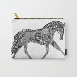 Paisley Pace Carry-All Pouch