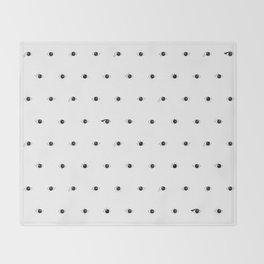 EYES / pattern pattern Throw Blanket