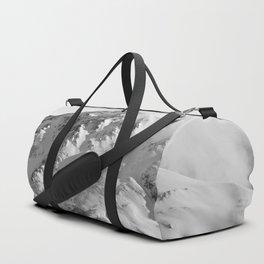 Snowy Alaskan Mountain - 2 Duffle Bag