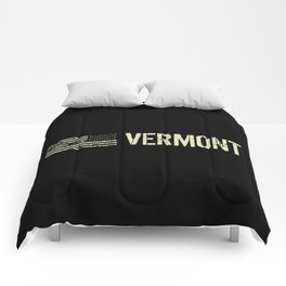 Black Flag: Vermont Comforters
