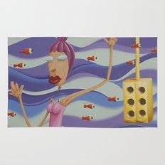 Floating Dancer Rug