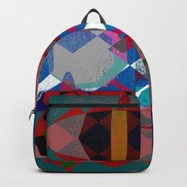 JETSON'S BELT 06 #HARLEQUIN Backpack