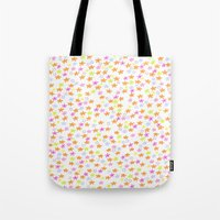 charmaine olivia Tote Bags featuring Olivia by Nikki Choi