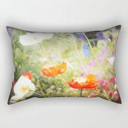 Magic Poppies Rectangular Pillow