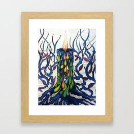 Light of Life 2 Framed Art Print