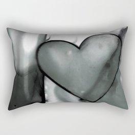 Heart Dreams 1N by Kathy Morton Stanion Rectangular Pillow