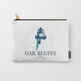 Oak Bluffs - Marthat's Vineyard. Carry-All Pouch