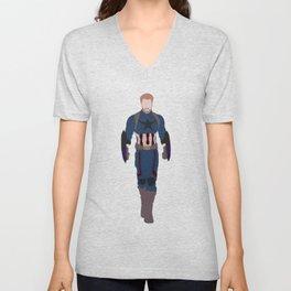 Cap Hero Unisex V-Neck
