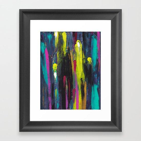 Nebula 1 Framed Art Print