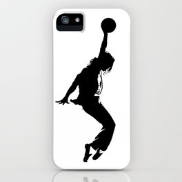 #TheJumpmanSeries, MJ iPhone Case