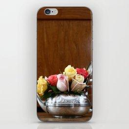 Rose Tea  iPhone Skin