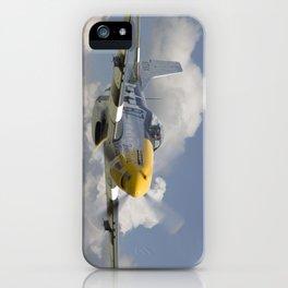 P51 Mustang - Ferocious Frankie iPhone Case