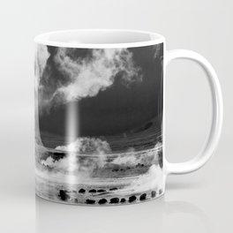 Walking into Fire Coffee Mug