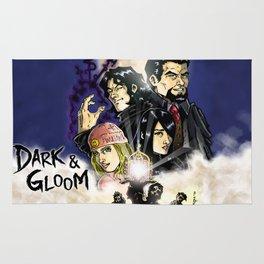 Dark & Gloom - The Mirror of Verrirtengeist Rug