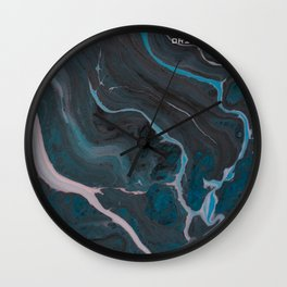 Kairos - Drifting Away Wall Clock