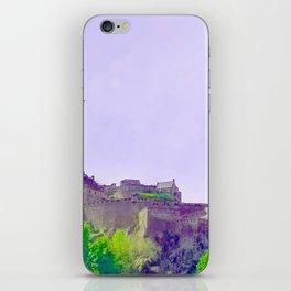 Edinburgh Castle-Edinburgh, Scotland United Kingdom iPhone Skin