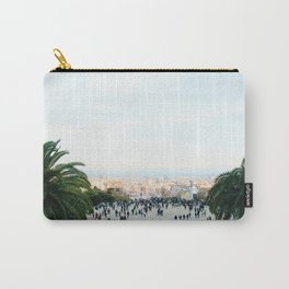 People at Park Güell Carry-All Pouch