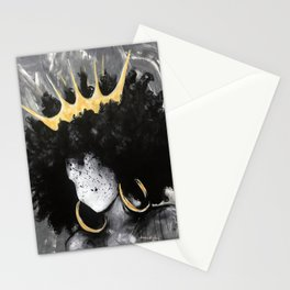 Naturally Queen III Stationery Cards