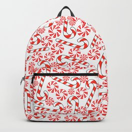 Cute Candy Holiday Pattern Backpack