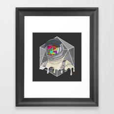 Psychonaut Framed Art Print