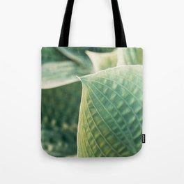 Hosta #1 Tote Bag
