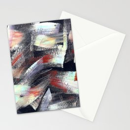 Abs multicolor 4567 Stationery Cards