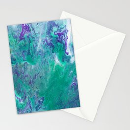Abstract No. 465 Stationery Cards
