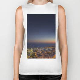 City Lights Biker Tank