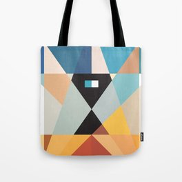 Deconstruct Ned Kelly Tote Bag