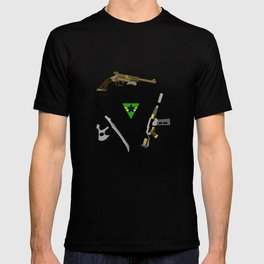 the weapons of firefly T-shirt