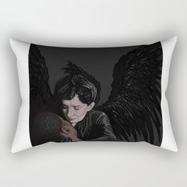 FRANCES CONROY. Rectangular Pillow