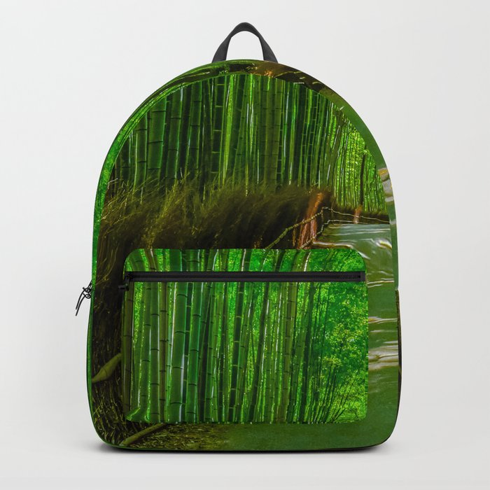 Bamboo Trail Backpack