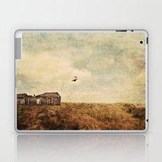Abandoned building Laptop & iPad Skin