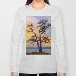 Baikal pine Long Sleeve T-shirt