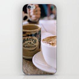 Macy's Coffehouse iPhone Skin