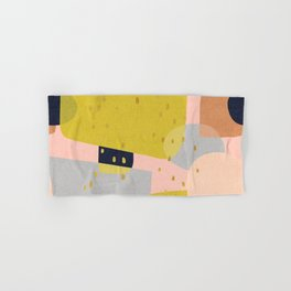 Conglomeration in Earth Hand & Bath Towel